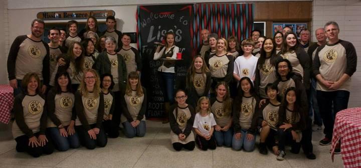 Lisa's Fry 'n' Burger T-Shirt Photo