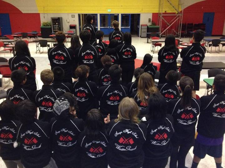 We Love Our New Jackets! T-Shirt Photo