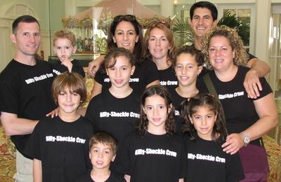 Billie Shockie Crew T-Shirt Photo