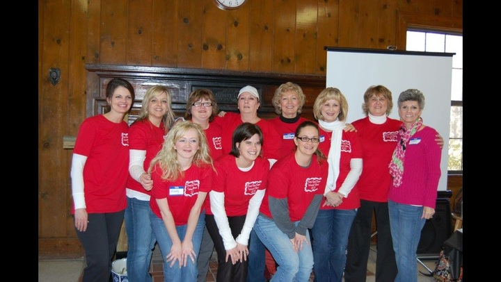 Women's Retreat Group Leaders T-Shirt Photo