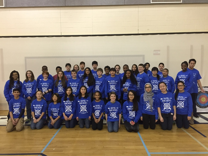 Rhms Wildcat Archers T-Shirt Photo