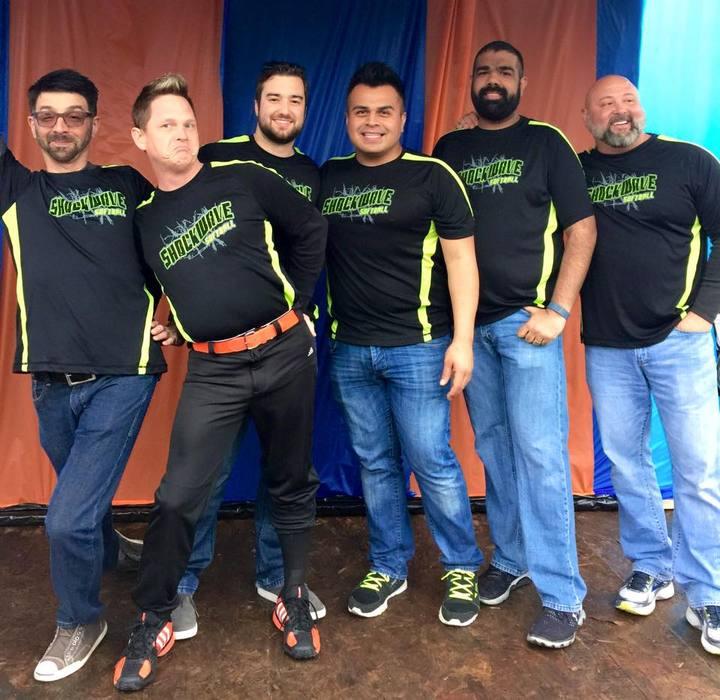 Shockwave 2015 Uniform Night T-Shirt Photo