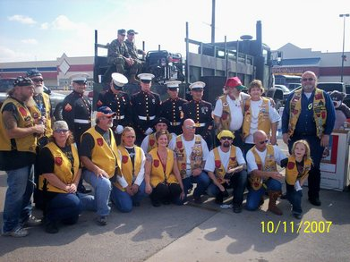 2007 Toys 4 Tots   Abilene, Tx T-Shirt Photo