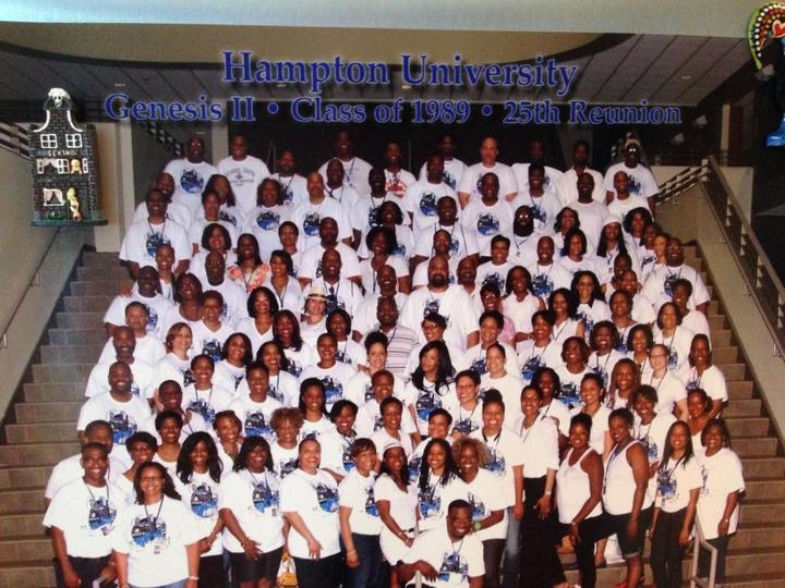 Genesis Ii Class Of 1989 Reunion 2014 T-Shirt Photo