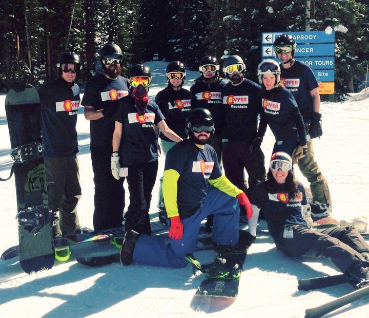 Copper Mountain Hootie Hoo T-Shirt Photo