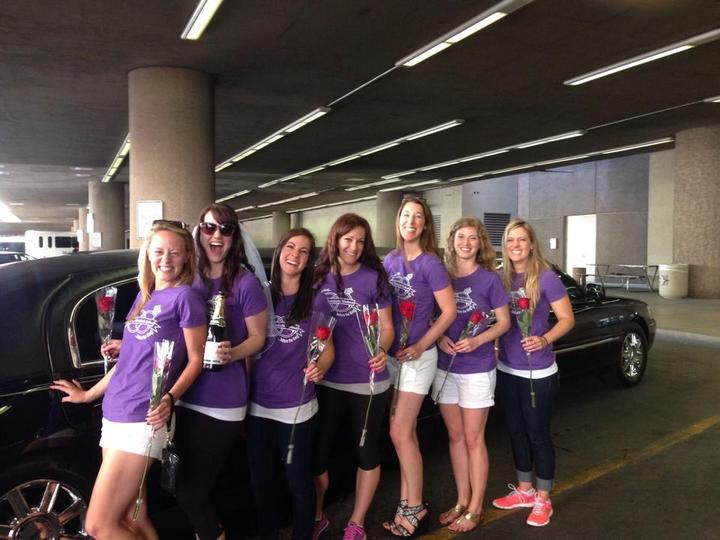 Final Fling: Bachelorette Weekend T-Shirt Photo