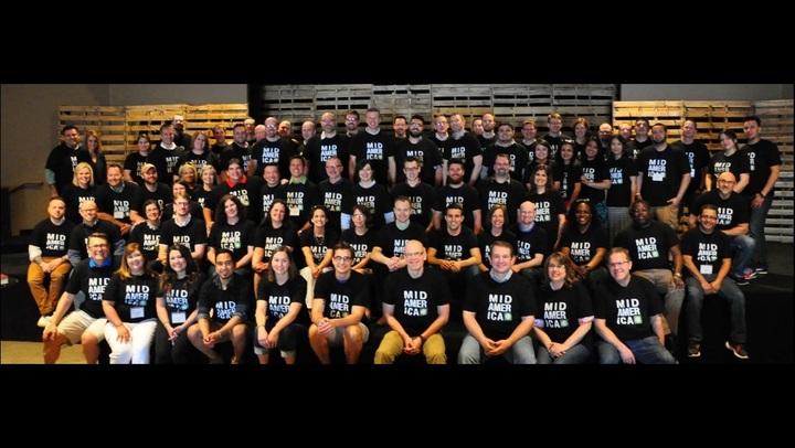 Converge Mid America Church Planters T-Shirt Photo