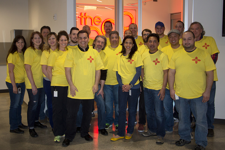 2015 Masthead Command Center Team T-Shirt Photo