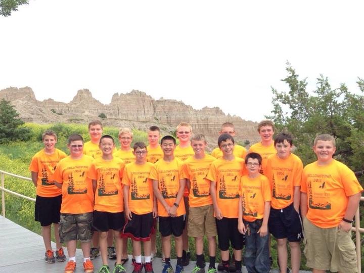 Yellowstone 2015 T-Shirt Photo