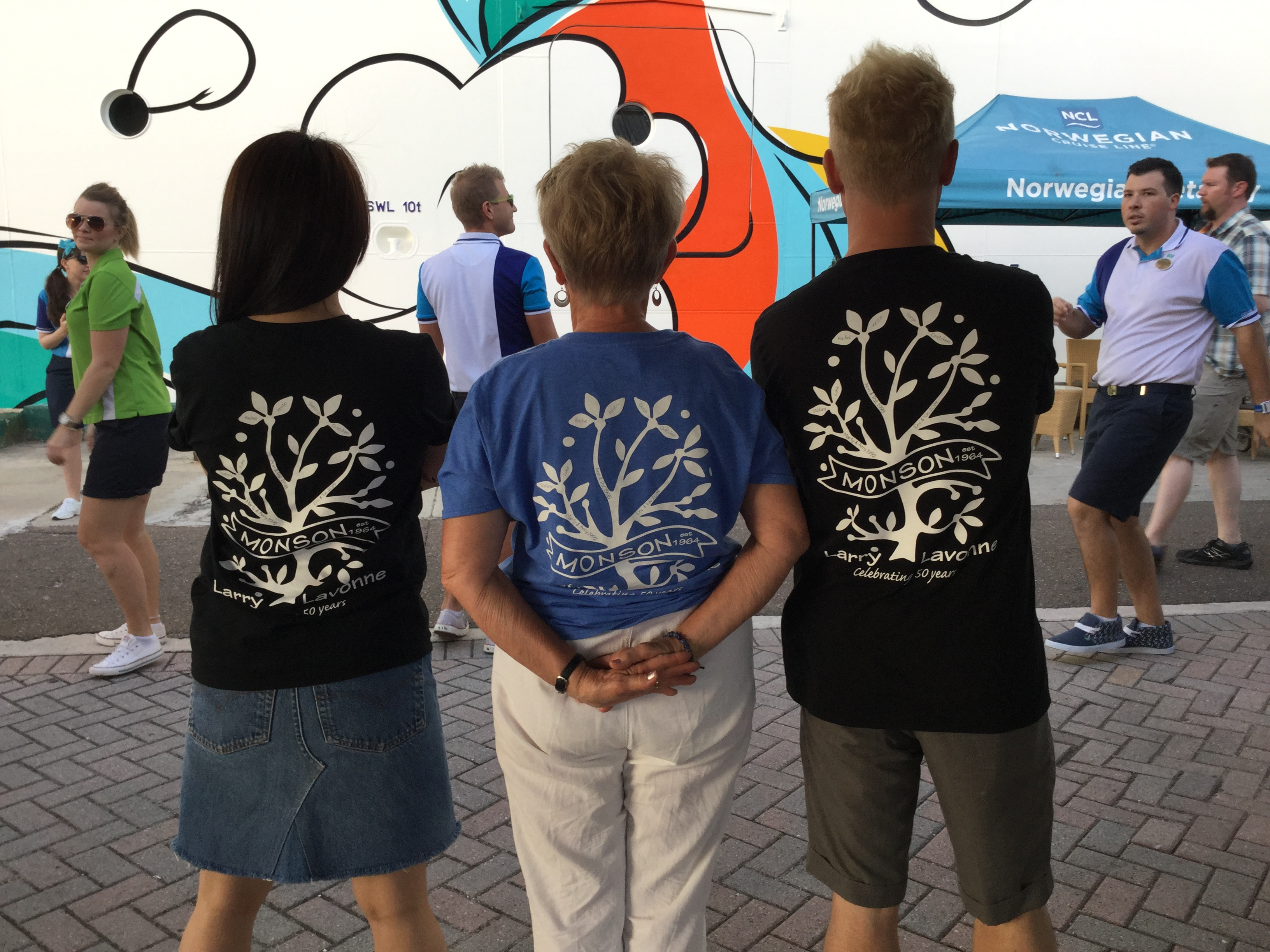 Design t shirt family gathering - The 50 Year Family Tree T Shirt Photo