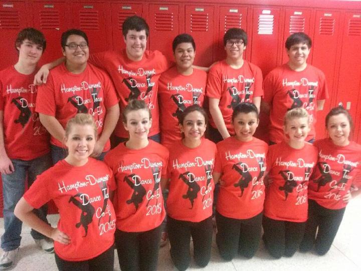 Hddt Coed Team T-Shirt Photo