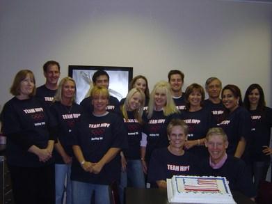 Team Hipp T-Shirt Photo