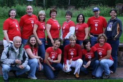 Sassy Kenai Triathletes 2008 T-Shirt Photo