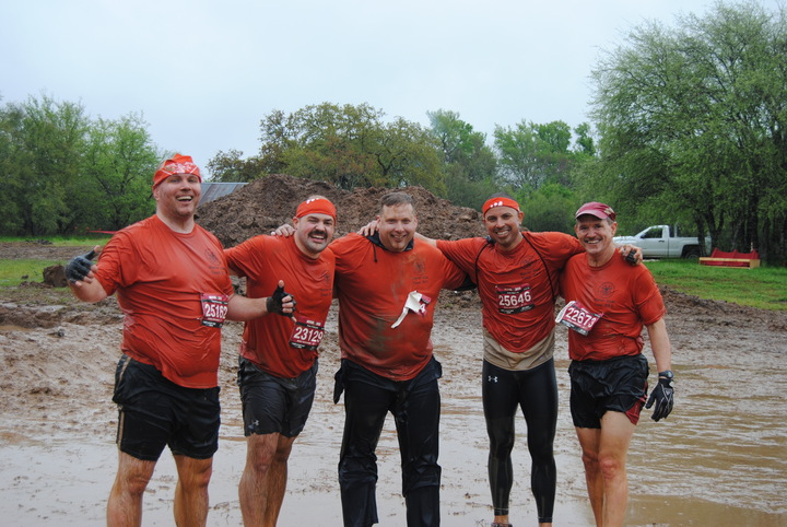 Warrior Dash  T-Shirt Photo