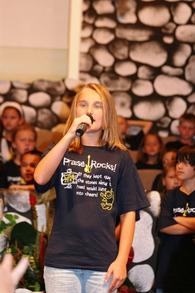 Praise Rocks Musical T-Shirt Photo