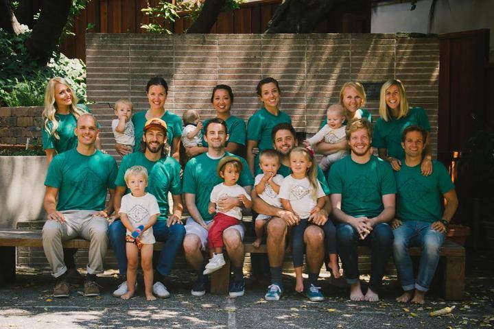 Friend Reunion In Berkeley T-Shirt Photo