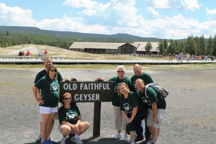 Yellowstone Family Freakin' Fun Time T-Shirt Photo