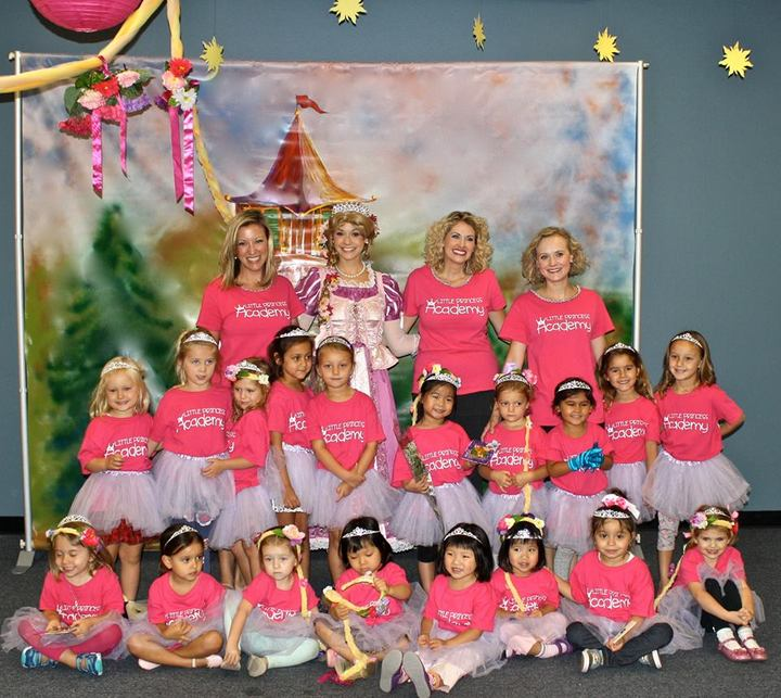 Rapunzel Camp T-Shirt Photo