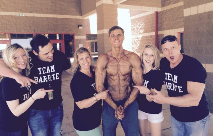 Team Barrie Bodybuilding! T-Shirt Photo