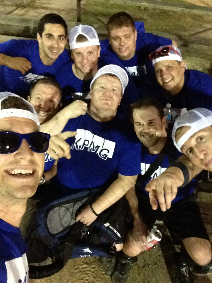 Kpmg  Philadelphia Softball T-Shirt Photo