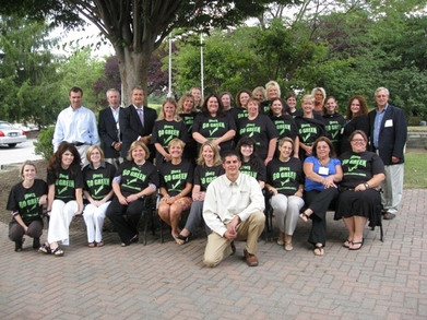 Bartlett Tree Team T-Shirt Photo