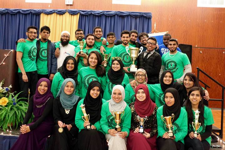Drexel Msa Takes Home The Overall Champions Trophy At The Battle Of The Ms As In Philadelphia! T-Shirt Photo