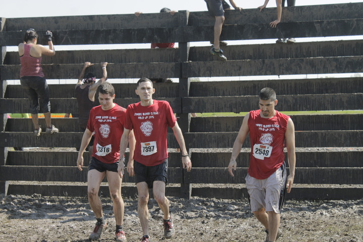 Mud Run Finale T-Shirt Photo