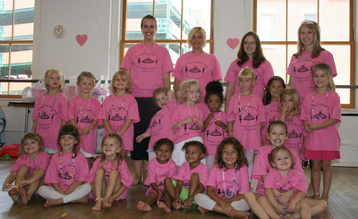 Princess Dance Camp T-Shirt Photo