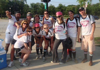 Pk Posse Kickball 2008 T-Shirt Photo