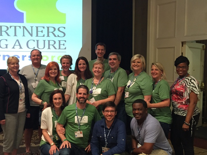 Team Atlanta Shows Up In Style At The Psc Partners Conference! T-Shirt Photo