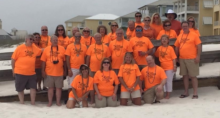 Orange Beach Family Vacation 2015 T-Shirt Photo