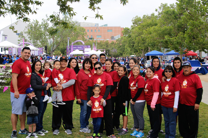 Team Atiana March For Babies 2015 T-Shirt Photo