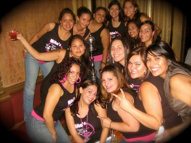 Mita's Bachelorette Party T-Shirt Photo