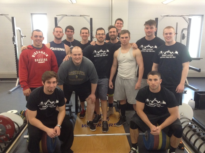 Powerlifting Competition T-Shirt Photo