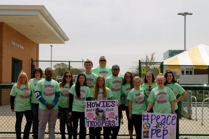 Relay For Life 2015   Howie's Troopers T-Shirt Photo