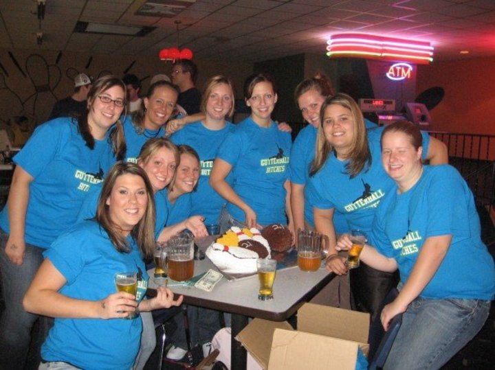 Awesome Bowling Shirts! T-Shirt Photo