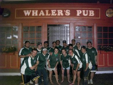 Whalers Softball T-Shirt Photo