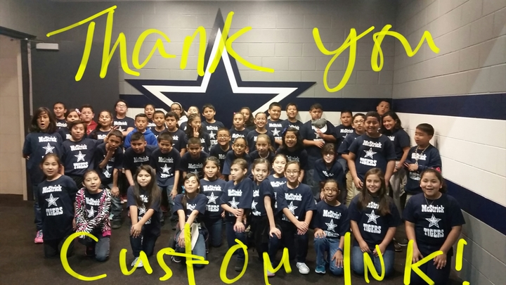 Dallas Cowboys Trip T-Shirt Photo