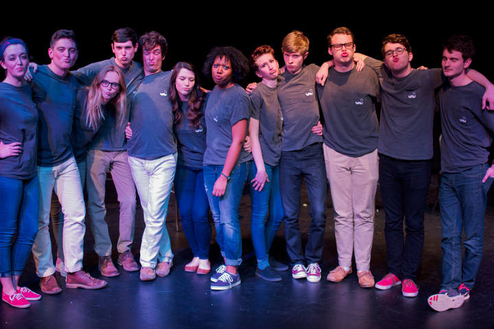 Laugh Track Gets Kooky! T-Shirt Photo