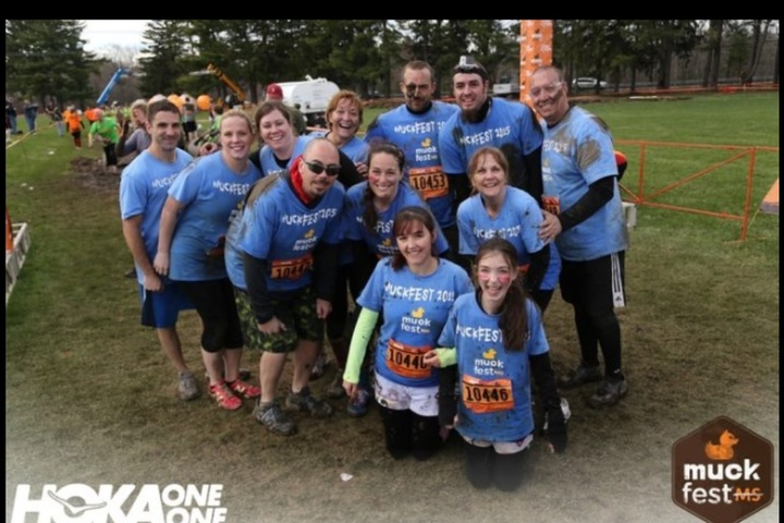Muckfest 2015 T-Shirt Photo