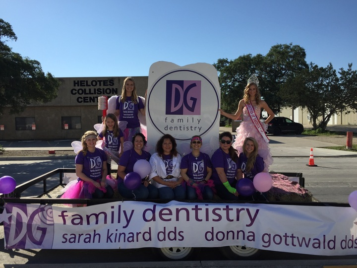 Dg Family Dentistry Parade T-Shirt Photo