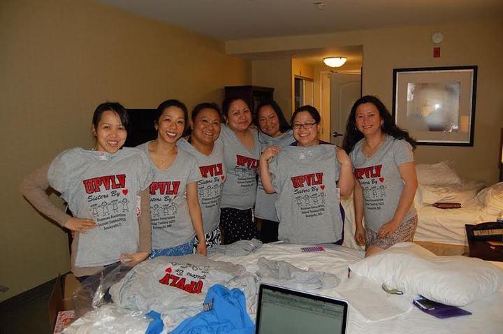 Sisters@Heart T-Shirt Photo