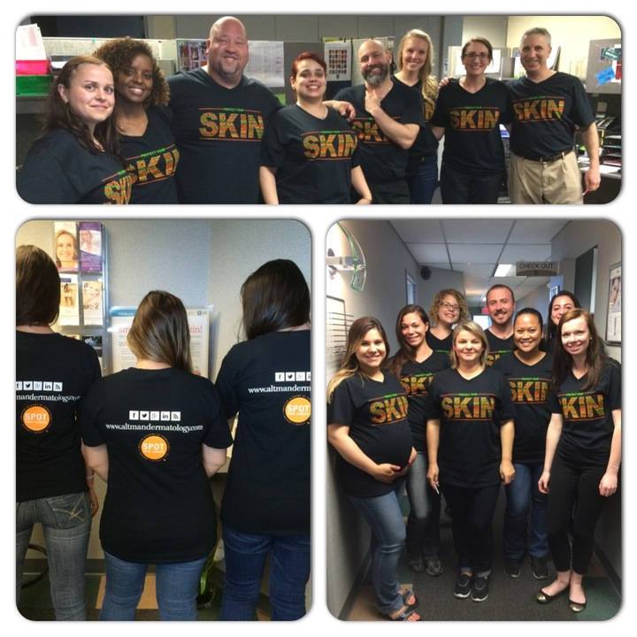 Spot Melanoma Awareness Day! T-Shirt Photo