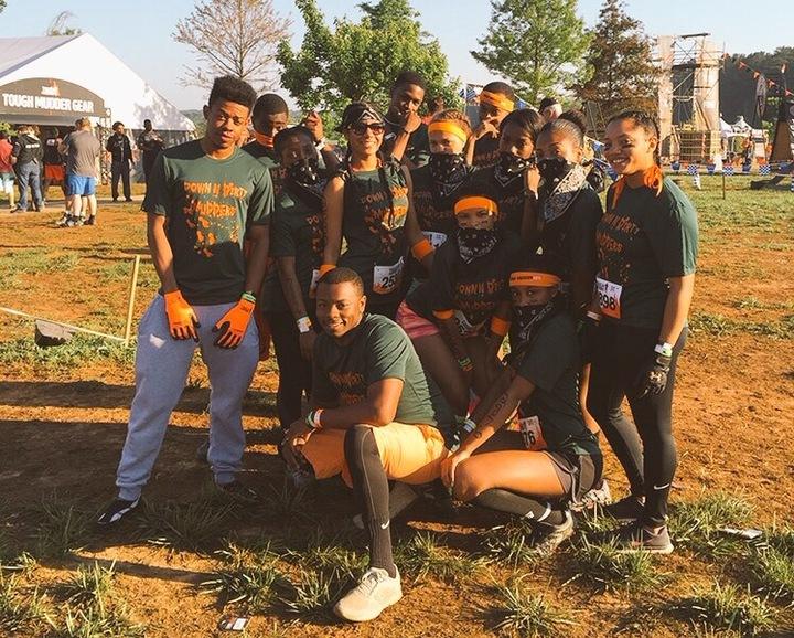 Tough Mudder 2015: Atlanta, Ga T-Shirt Photo