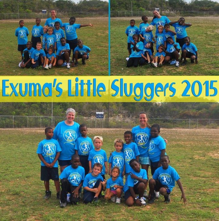 Exuma's Little Sluggers T-Shirt Photo