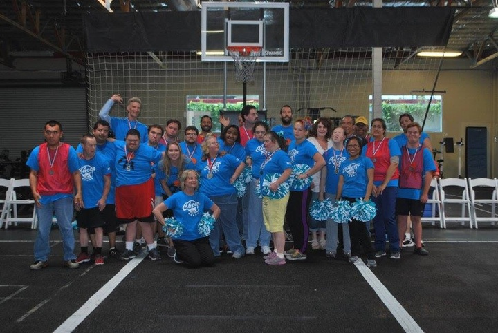 Teri 's First Basketball Team And Cheer Squad   So Very Proud Of Their Custom Ink Shirts!! T-Shirt Photo
