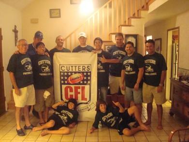 Cfl Draft Night 2008 T-Shirt Photo
