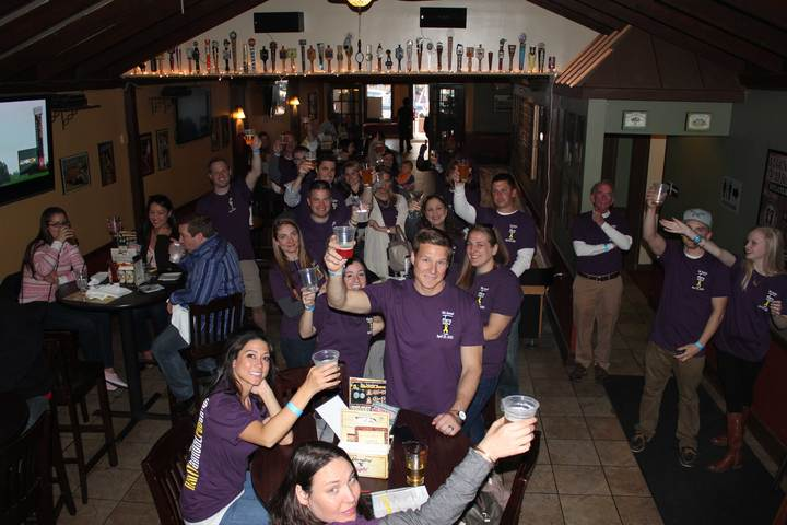 Pints For A Purpose T-Shirt Photo