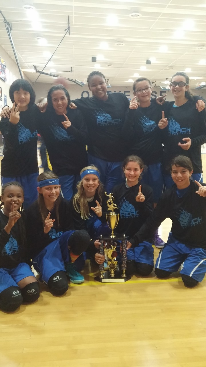 Lady Reach Ravens Champions! T-Shirt Photo