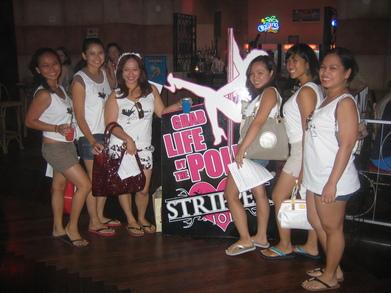 Vegas Girl Strip0808 T-Shirt Photo